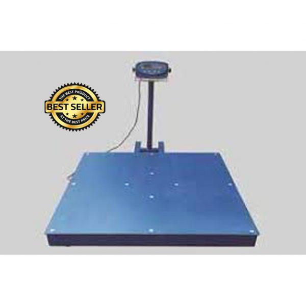 timbangan lantai floor scale 1 ton 1.2x1.2