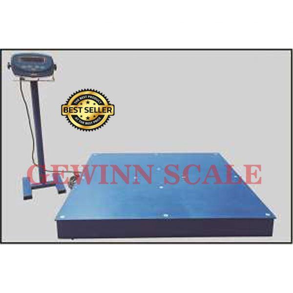 timbangan lantai floor scale 1 ton 1x2