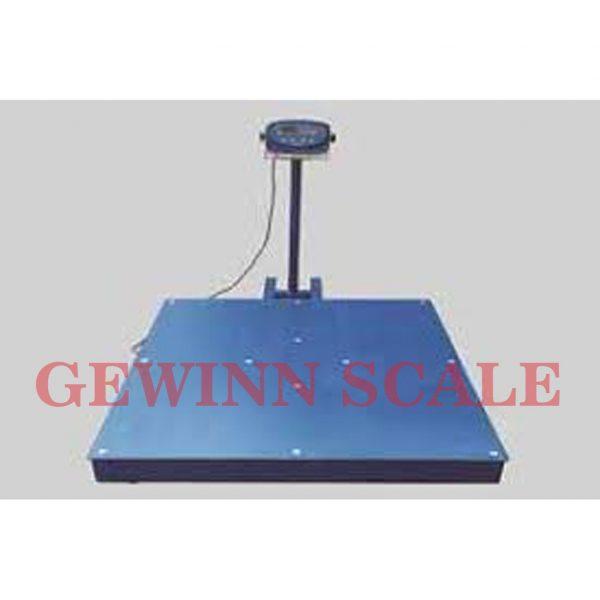 timbangan lantai floor scale 3 ton 1.2x1.2
