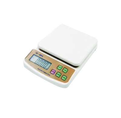 Timbangan Dapur portable scale fiber ghc