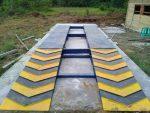 Timbangan Truk Tornado Ram Sawit 4.8 meter